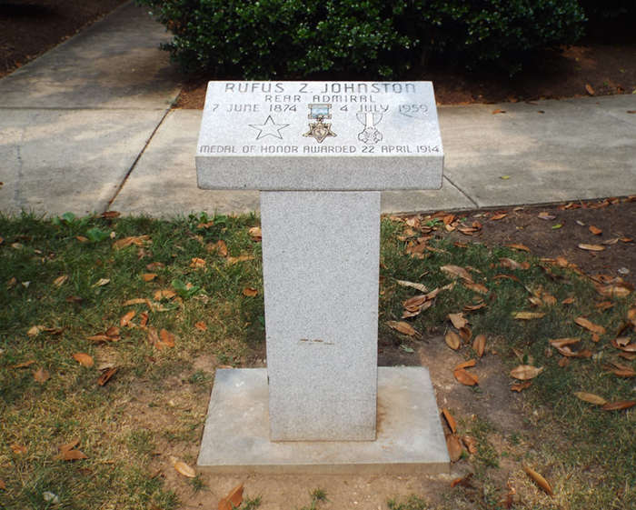 Medal of Honor Memorial Lectern