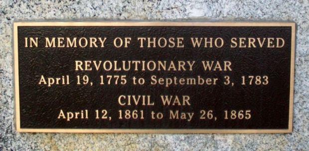 PHIPPSBURG VETERANS AND MARINERS MEMORIAL WAR PLAQUE A
