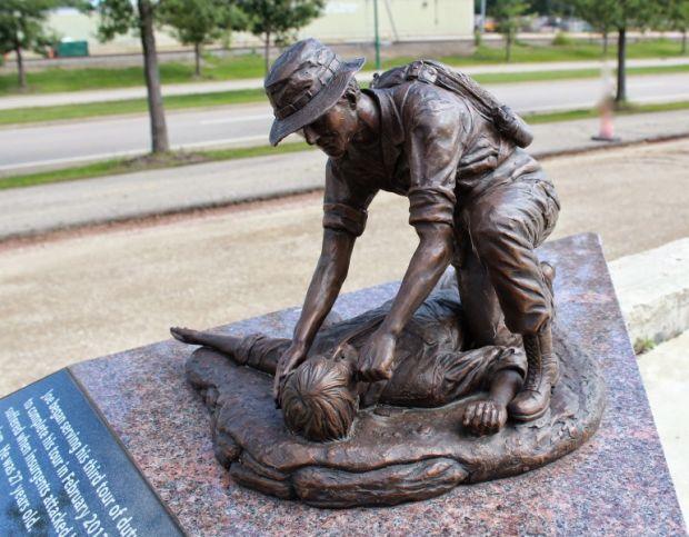 STAFF SERGEANT JOSEPH J. ALTMANN WAR MEMORIAL