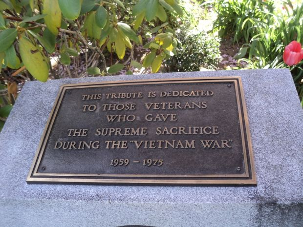 Image result for dedication of the vietnam veterans memorial