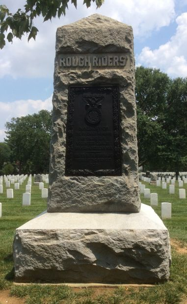 ROUGH RIDERS WAR MEMORIAL