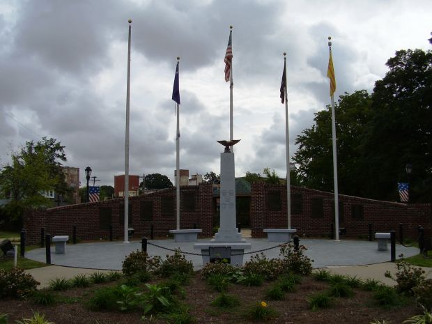 GREER ALL WARS MEMORIAL