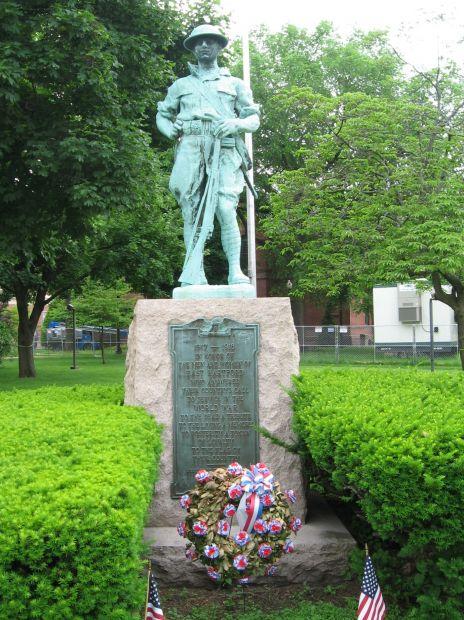EAST HARTFORD WORLD WAR I MEMORIAL