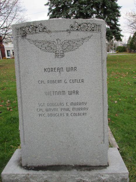 NORWOOD KOREAN WAR AND VIETNAM WAR MEMORIAL