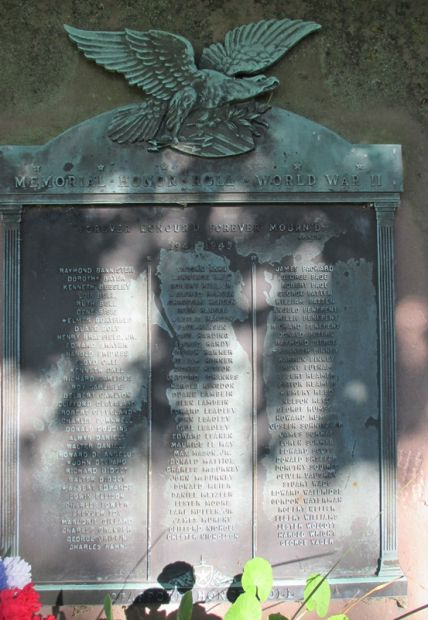 STAFFORD WORLD WAR II MEMORIAL