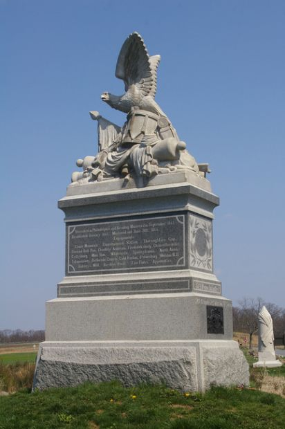 88TH PENNSYLVANIA INFANTRY WAR MEMORIAL