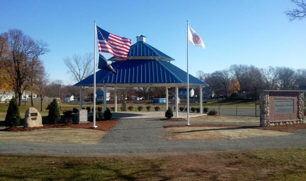 SOUTH ATTLEBORO MEMORIAL WALL AND VETERANS PAVILION