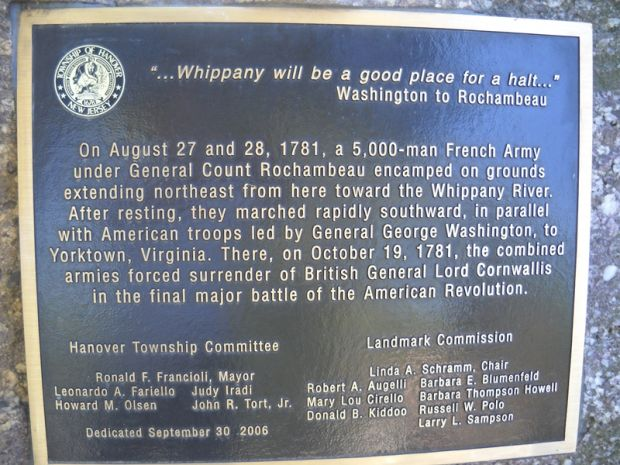 FINAL MAJOR BATTLE OF THE AMERICAN REVOLUTION WAR MEMORIAL
