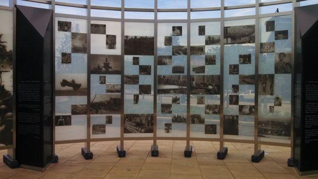 SOUTHWESTERN PENNSYLVANIA WORLD WAR II MEMORIAL PANEL II