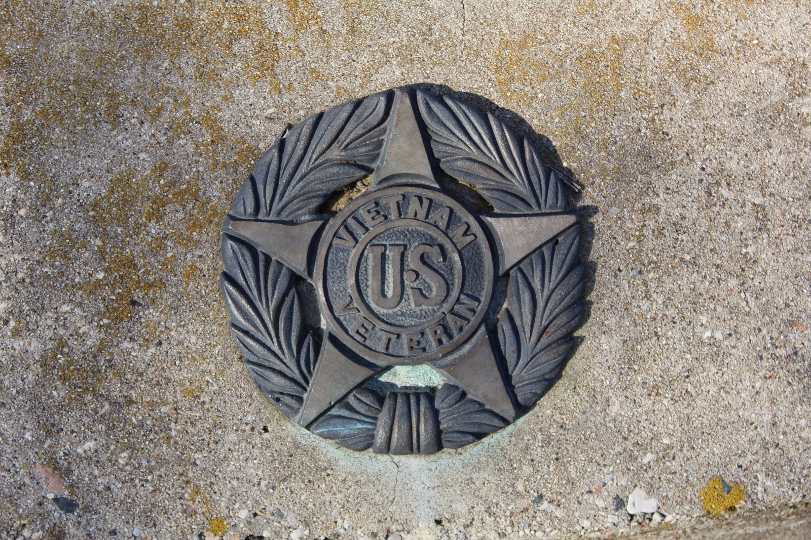 War Memorial Medallion